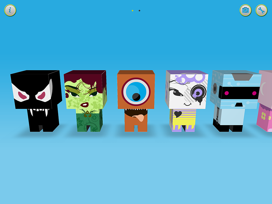 Paper Critters Screenshot 2
